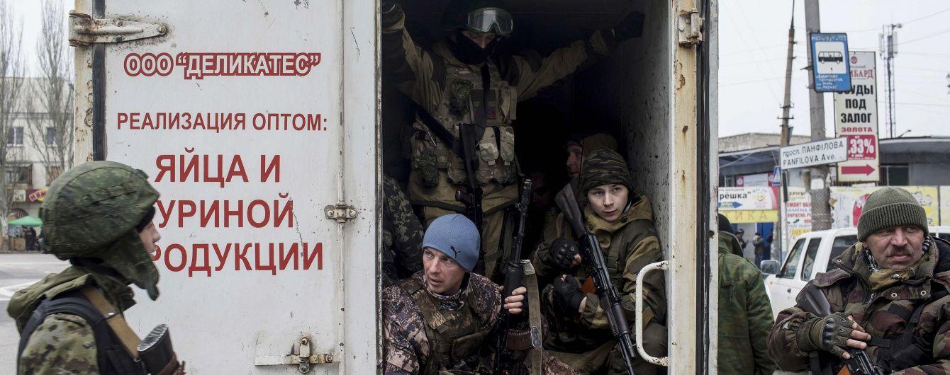 Українська сторона СЦКК скаржиться, що бойовики порушеннями тиші не дозволяють виконувати Мінськ