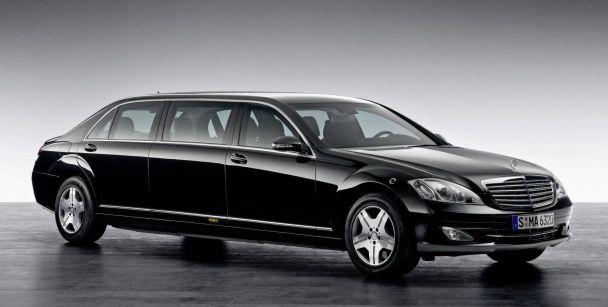 Автомобили королей и президентов