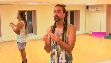 Хореограф Амадор Лопес об успешной танцевальной тренировке