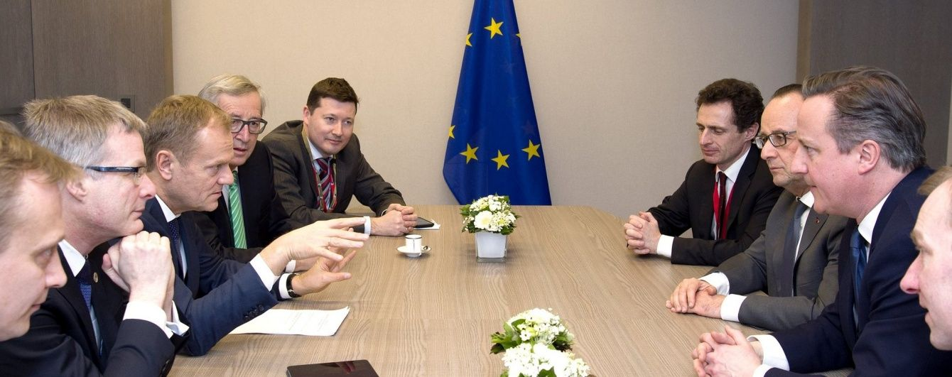 Особливе членство в ЄС. Стали відомі деталі домовленості між Британією та Євросоюзом