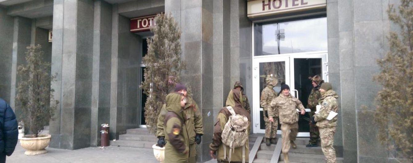 """В отель """"Казацкий"""" прибыл заместитель министра обороны"""