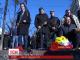 У Дніпропетровську пройшов мітинг-реквієм, який скликали громадські активісти