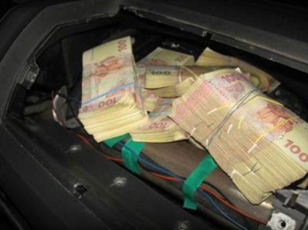 Контабандисти з Росії намагалися ввезти 850 тисяч на фінансування бойовиків