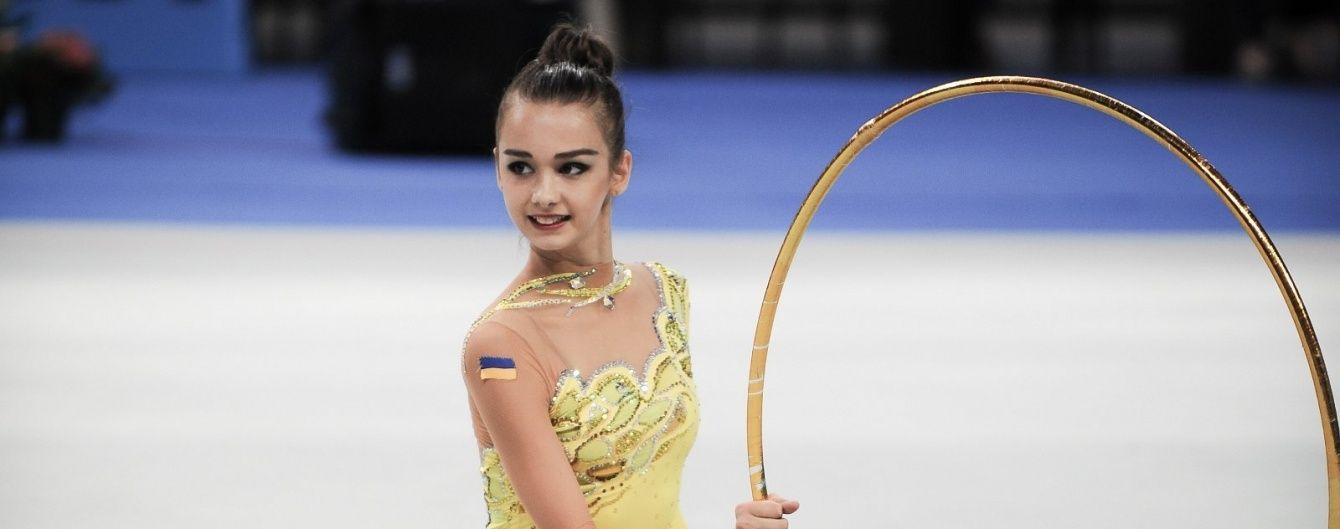 Юна українська гімнастка виступатиме за Росію – ЗМІ