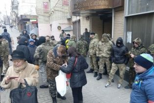 У СБУ озвучили кількість представників РПС, які перебувають на Майдані