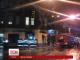 У Львові минулої ночі горіли російські банки