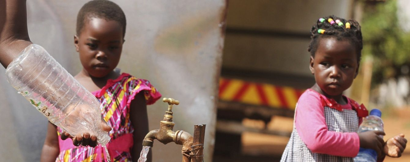 Голод, болезни и катастрофы: от чего страдают жители Африки. Инфографика