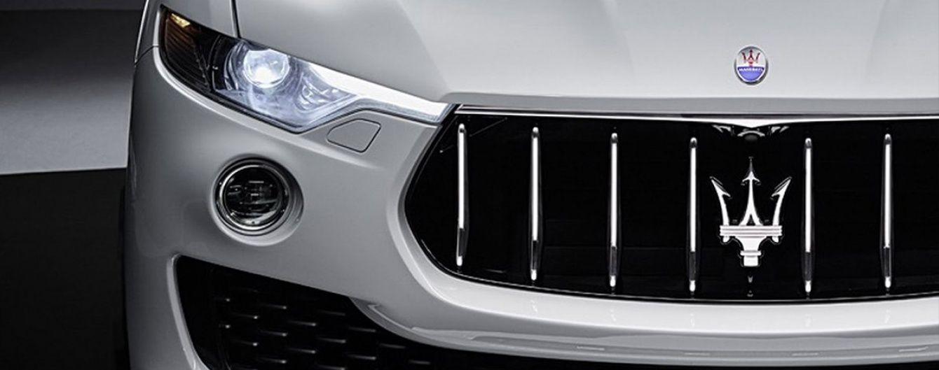 Maserati рассекретила свой первый кроссовер