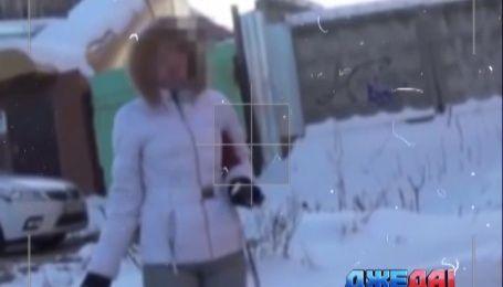 Как русская фифа поучала суровых удмуртских правоохранителей