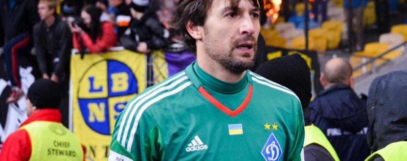 Шовковський виключає повернення до збірної України