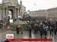 На Майдані Незалежності залишився лише один намет