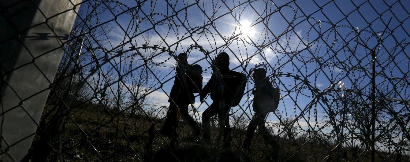 Бельгія тимчасово відновила прикордонний контроль з Францією через біженців
