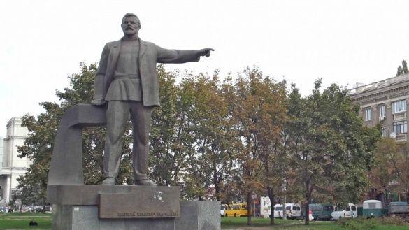 Пам'ятник Петровському у Дніпропетровську