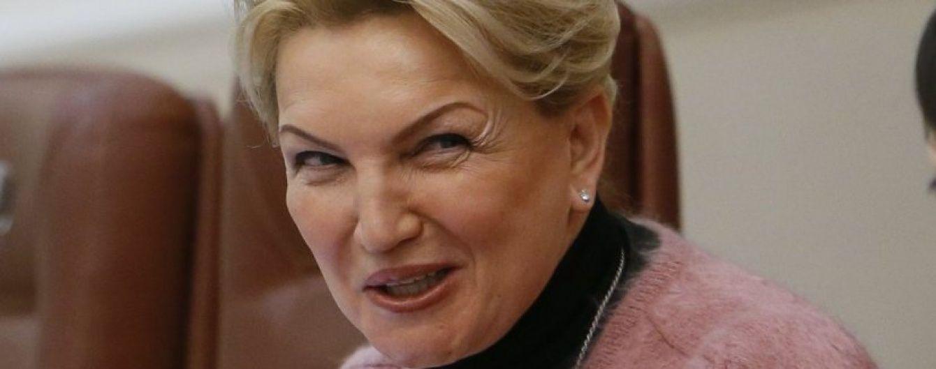 ЄС зняв санкції із скандальної Богатирьової