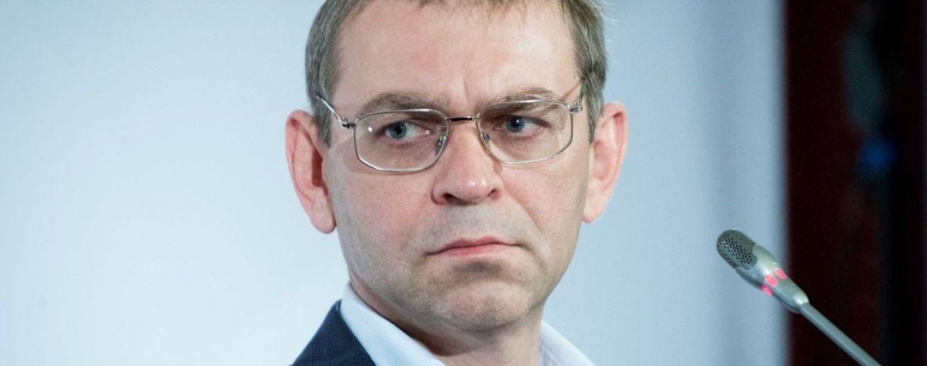 Політики повинні відповідати перед законом за брехню та демагогію - Пашинський