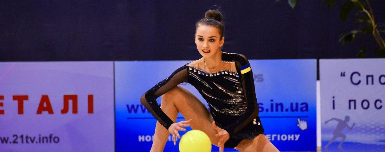 Міністр спорту України розповів, чому гімнастка Романова втекла до Росії