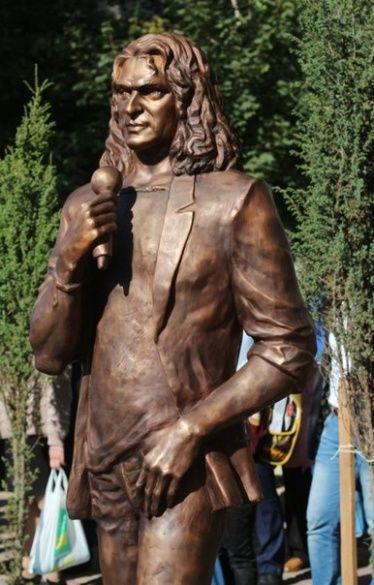 невдалий пам`ятник Кузьмі
