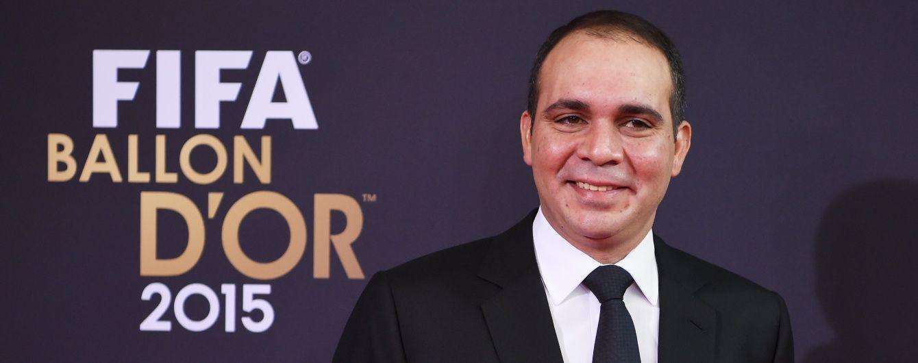 Кандидат у президенти ФІФА судиться за перенесення виборів