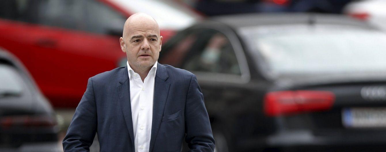 Кандидат у президенти ФІФА закликав збільшити кількість учасників Мундіалю