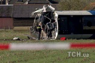 У Нідерландах через сходження потяга з рейок загинув машиніст