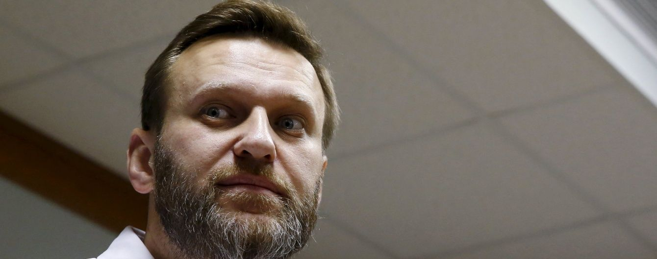Навальний зібрався у президенти РФ