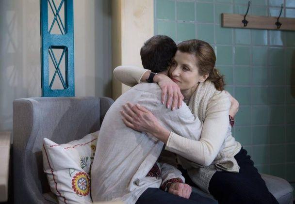 #НаКавуЗдругом. Перша леді зустрілася із відомим волонтером, хворим на ДЦП