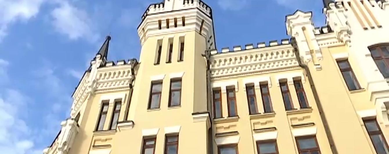 Власник київського замку Річарда 13 років добивався дозволу його відремонтувати