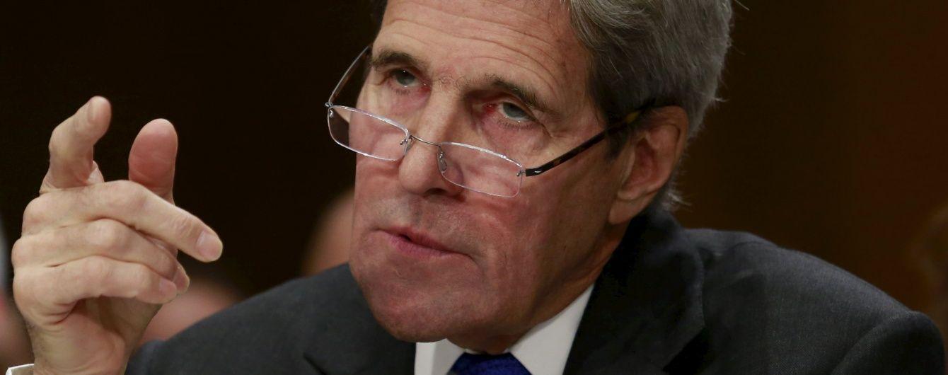 Держсекретар США підозрює, що Росія готує в Сирії псевдооперацію