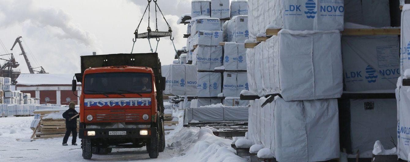 Активісти можуть відновити блокаду транзиту російських фур