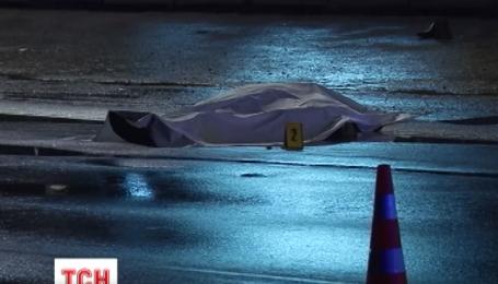 В Ивано-Франковске под колеса автомобиля попал пожилой мужчина