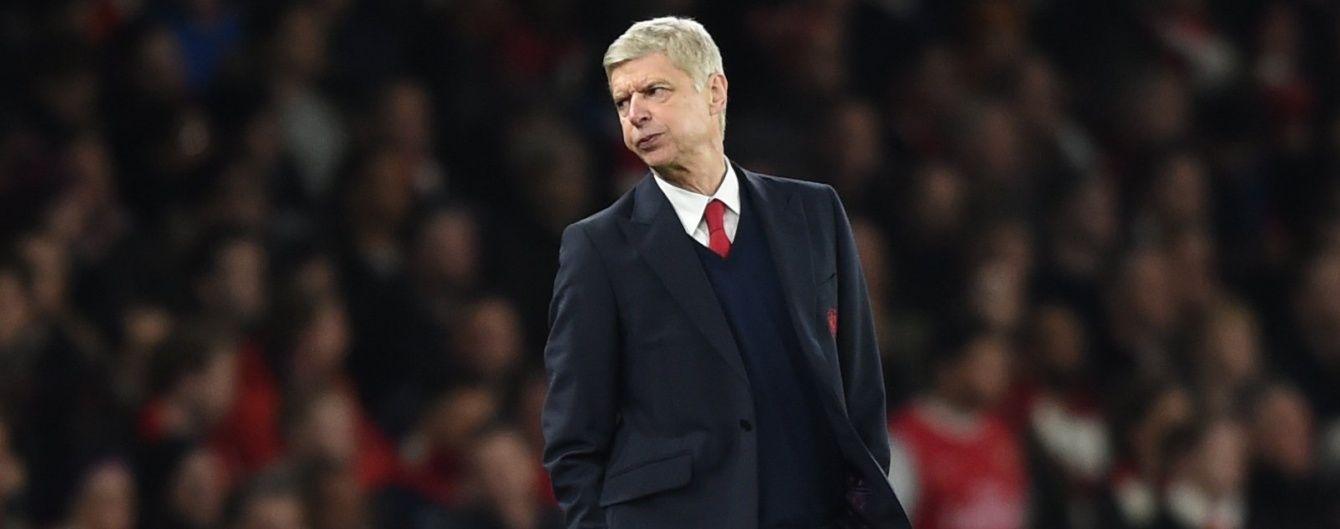 """Тренер """"Арсенала"""": мені не соромно визнати,  що """"Барселона"""" сильніша"""