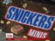 Компанія Mars відкликає з продажу свої шоколадні батончики