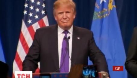 Дональд Трамп абсолютний переможець на внутрішньопартійних виборах у штаті Невада