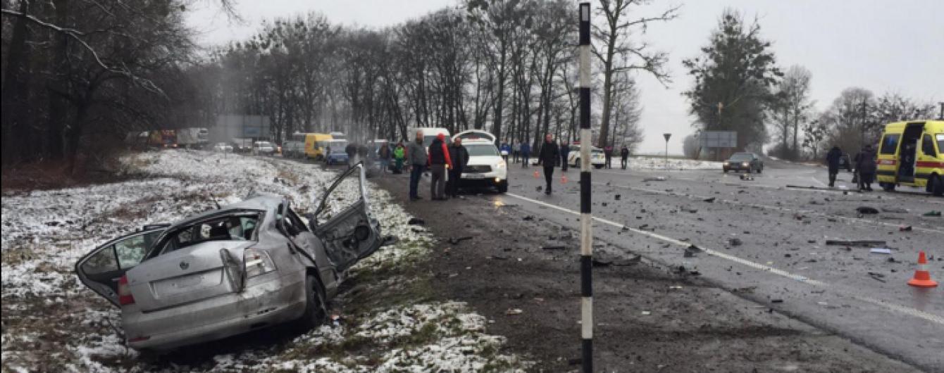 У ДТП на Львівщині загинув колишній депутат-регіонал із бази розшуку Інтерполу