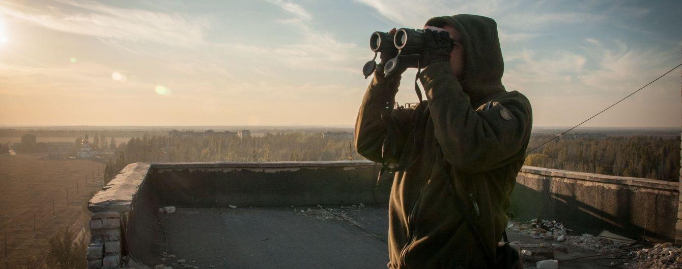 Російські крупнокаліберні міномети знову працюють на передовій – штаб АТО