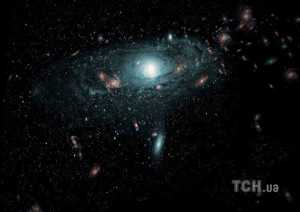 приховані галактики
