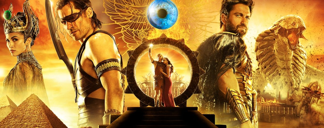 """""""Боги Єгипту"""" стартує в українському прокаті. Що треба знати про фільм"""