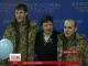 У Дніпропетровську зустріли двох українських бійців, звільнених з полону бойовиків