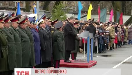 В українській армії повинні служити контрактники з бойовим досвідом
