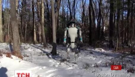 Американські інженери презентували нову унікальну модель робота