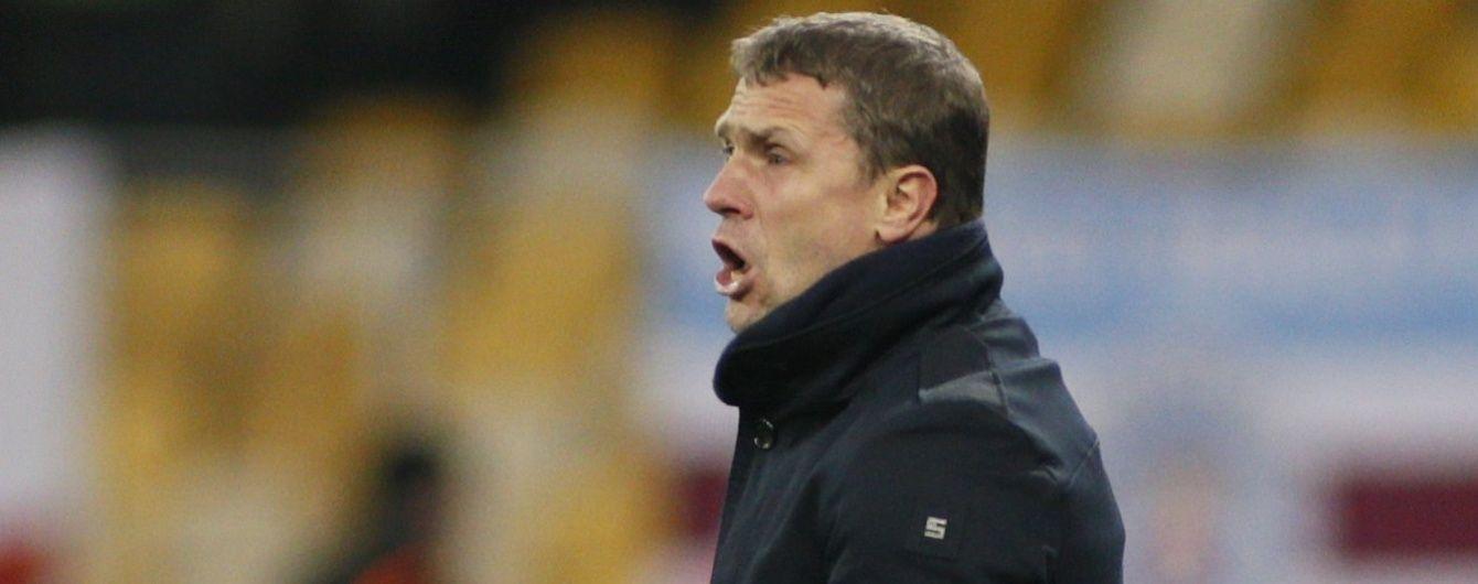 """Ребров про поразку від """"Манчестер Сіті"""": на такому рівні робити такі помилки не можна"""
