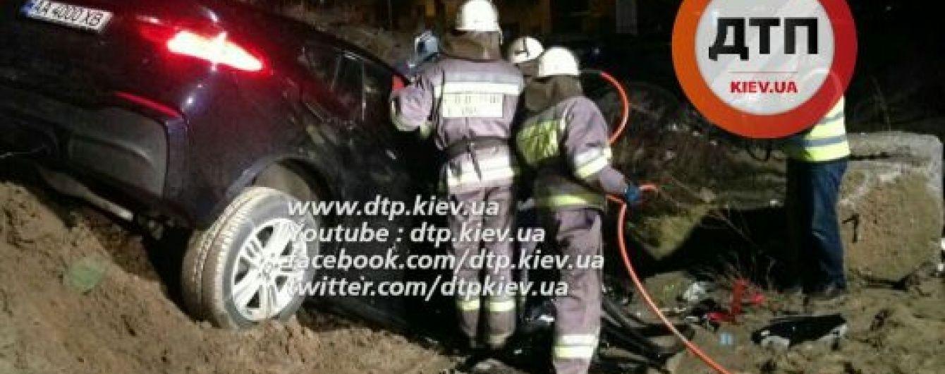 У МВС розкрили особи пасажирів BMW, яка втрапила у моторошну аварію на Кільцевій