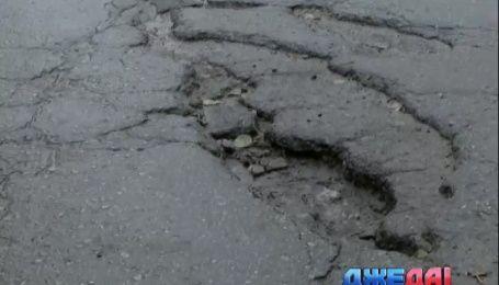 Кто должен отремонтировать дорогу к столичной «Чайке»