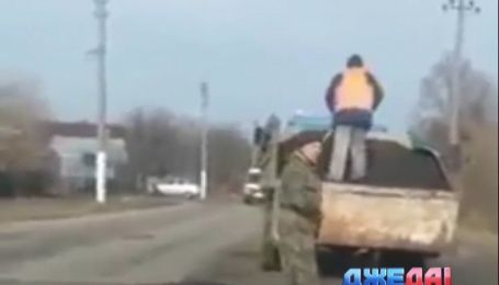 В Мироновке громко начали сезон дорожных работ