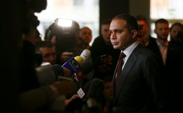 Вибори ФІФА: кандидат принц Йорданії Алі бін аль-Хусейн