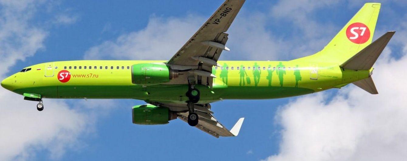 Сибірський авіаперевізник збирається купити болгарську авіакомпанію для польотів над Україною