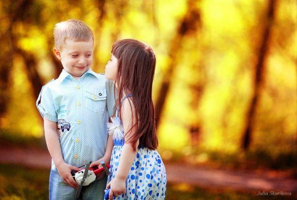 Дитяче кохання