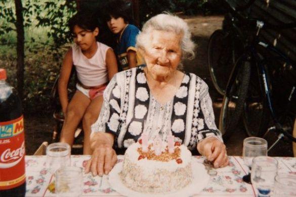 найстаріша жінка світу Селін _1