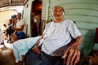 Найстаріша жінка у світі на своє 119-річчя поділилася секретом довголіття