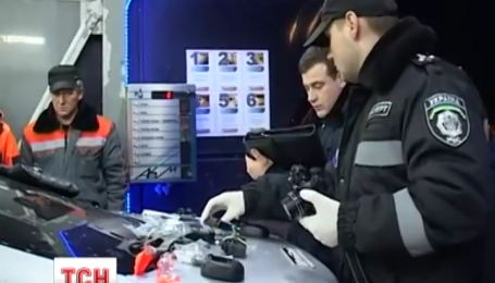В Украине бум автомобильных краж